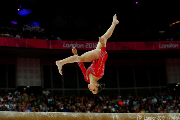 Aly Raisman and Stars Who Will Shine in Individual Competition