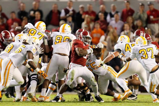 UT Football: Tide, Dawgs, Cocks Important, but Swing Games Tell the Tale in 2012