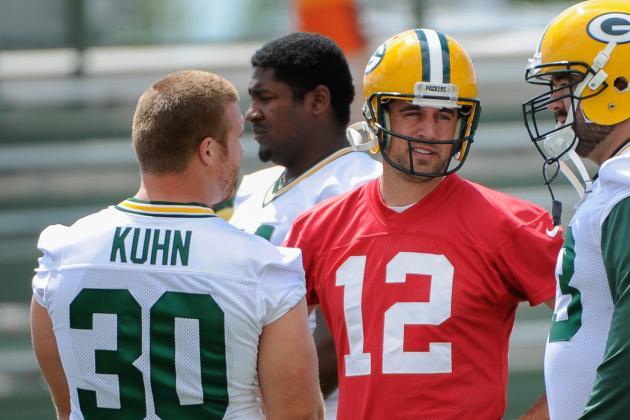 Green Bay Packers Roster 2012: Latest News, Cuts, Preseason Predictions