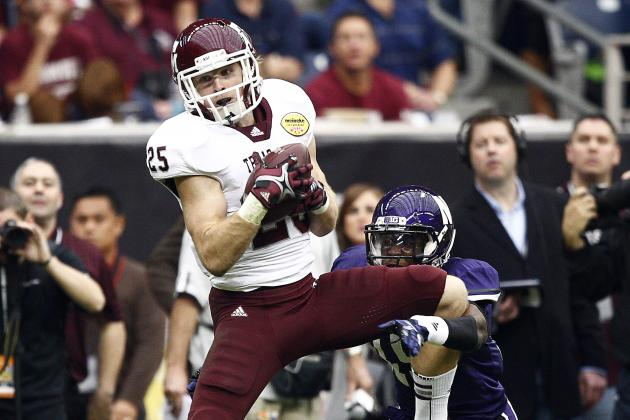 Texas A&M Football: Players to Watch as Aggies Start Fall Practice