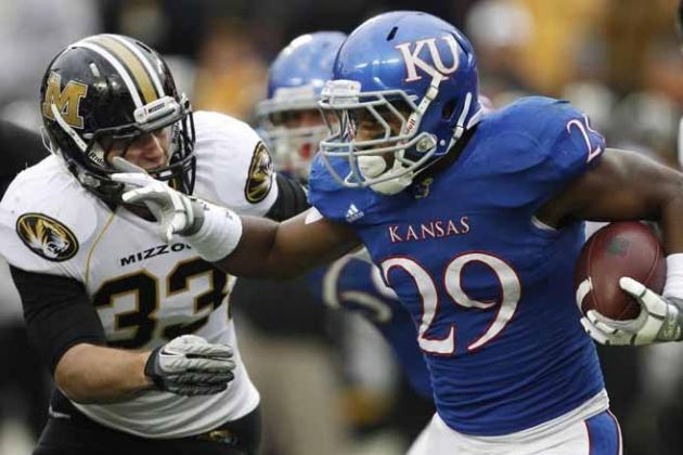 2012 Kansas Season Preview: Backfield