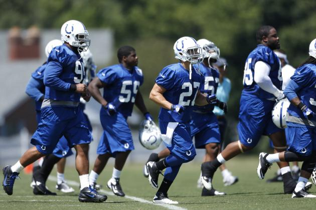 5 Things Colts Fans Should Be Watching for in Preseason
