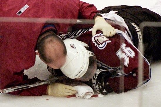 The 50 Most Frightening Moments in Hockey History