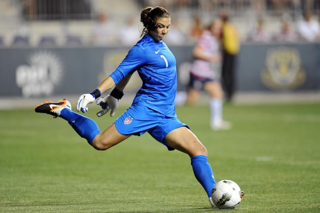 Hope Solo's Top Saves for the USWNT