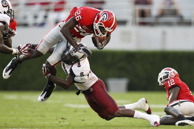 South Carolina Football: What You Need to Know About Gamecocks DB Akeem Auguste