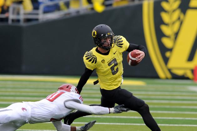 Oregon Football: 3 Reasons Why Bryan Bennett Should Be the Starter