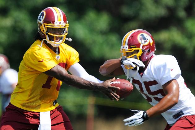 3 Things About Robert Griffin III That Will Surprise Redskins Fans