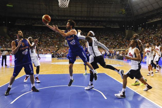 5 Olympians Playing Overseas Who Are Better Than LA Lakers' 12th Man