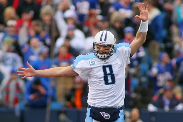 5 Games Tennessee Titans Have to Win to Make the Playoffs