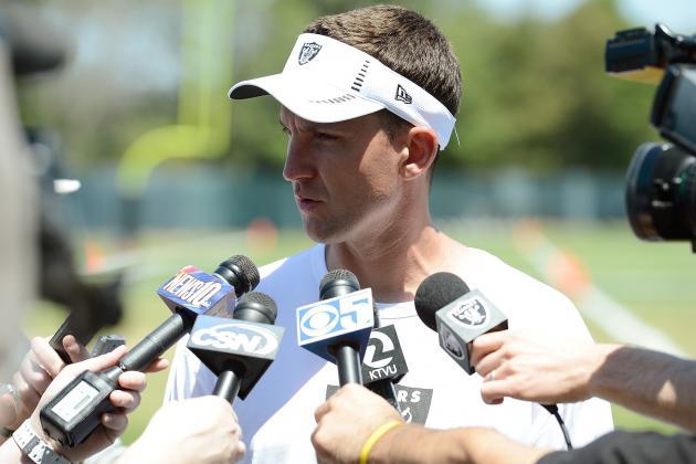 Oakland Raiders Roster 2012: Latest News, Cuts, Preseason Predictions