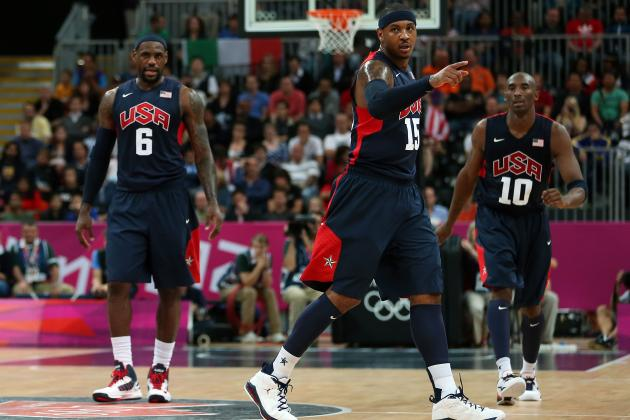 Olympic Basketball 2012: Predicting Which Players from 2012 Team Will Be in HOF