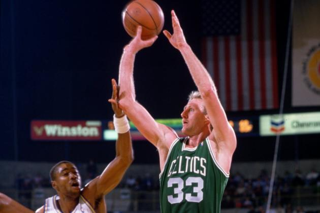 Who Would Make Up Boston Celtics' Dream Team?
