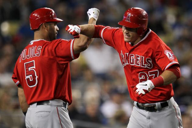 Fantasy Baseball: Albert Pujols, Mike Trout Headline July's 24-Man All-Star Team