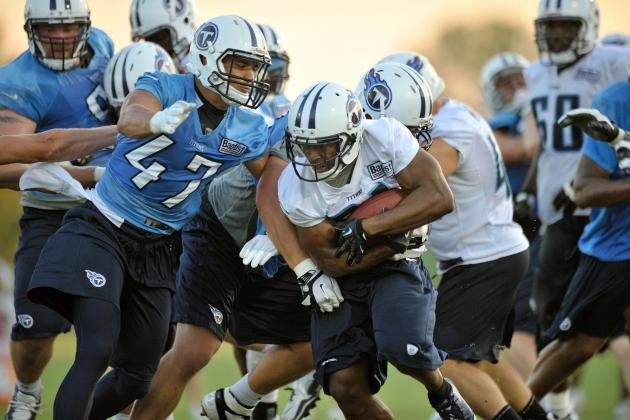 Tennessee Titans Roster 2012: Latest News, Cuts, Preseason Predictions