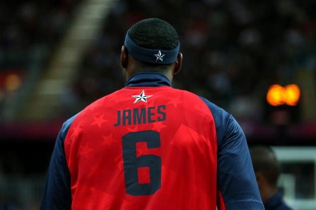 Olympic Basketball Schedule 2012: Previewing and Predicting Thursday's Games