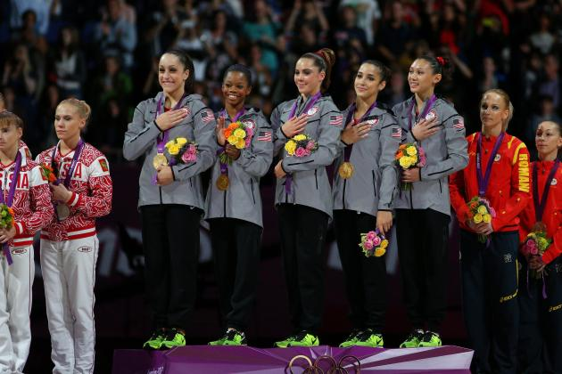 Olympic Gymnastics 2012: Ranking US Women's Best Shots to Win Gold
