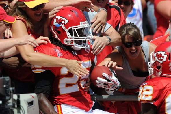 5 Reasons to Draft Jamaal Charles in Your Fantasy Football League