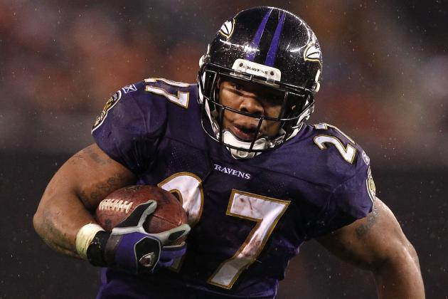 Fantasy Football 2012: Updated Player Rankings