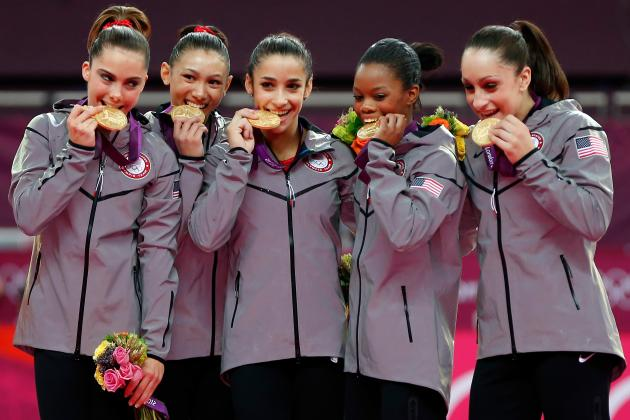 Olympic Women's Gymnastics Results 2012: Ranking Team USA's Best Routines