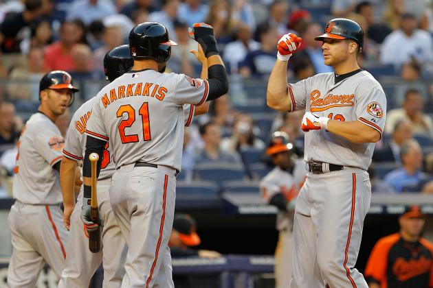 4 Reasons the Baltimore Orioles Will Beat out Oakland A's for a Wild-Card Spot