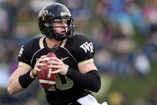 The 10 Smartest Quarterbacks in College Football