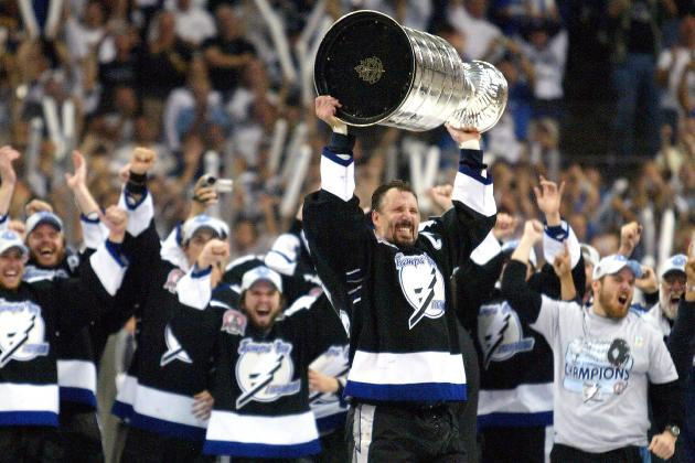 Tampa Bay Lightning: 4 Reasons They'll Win the Stanley Cup with Steve Yzerman