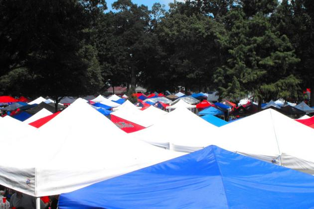 The Top 10 Tailgates in College Football
