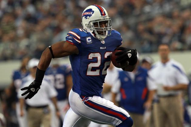 5 Reasons to Draft Fred Jackson in Your Fantasy Football League