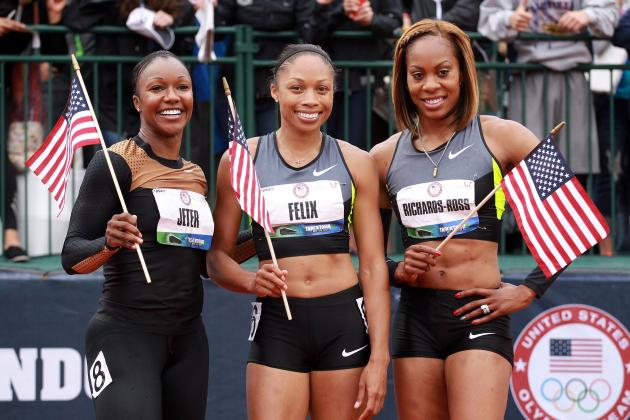 Olympics: Who Will Win Gold in Track and Field's Opening 2 Days