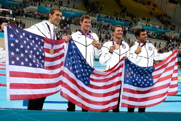 Olympic Medal Count: Why United States Will Be Leading by Weekend