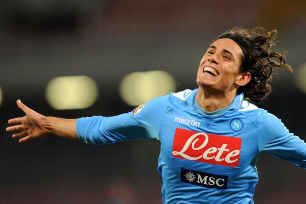 Chelsea Transfer Speculation: 5 Reasons Edinson Cavani Would Be Prolific in EPL