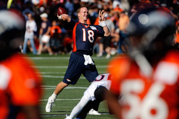 Denver Broncos Roster 2012: Latest News, Cuts, Preseason Predictions