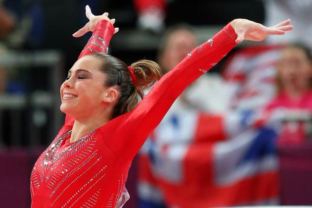 London Olympics 2012: Breaking Down McKayla Maroney's Vault