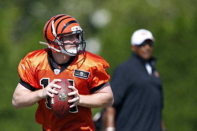 Cincinnati Bengals Roster 2012: Latest News, Cuts, Preseason Predictions