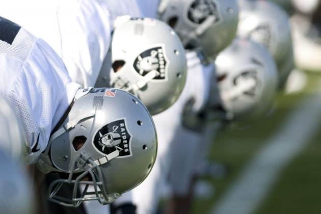 Oakland Raiders Training Camp Report: Winners and Losers from Day 3