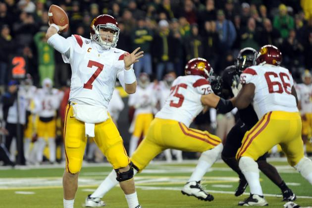 USC Football: Matt Barkley and 5 Trojans Headed for NFL Success
