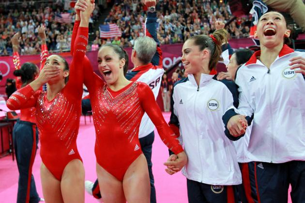 US Olympic Women's Gymnastics 2012: Ranking USA's Shots at Individual Gold