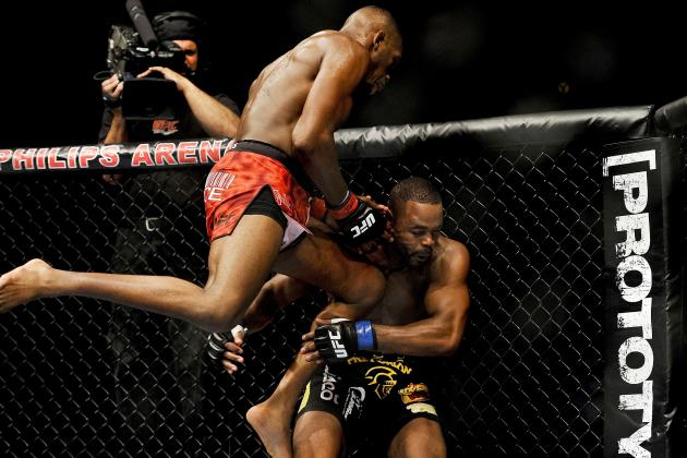 UFC 151 Fight Card: Jon Jones and the 25 Most Exciting Fighters in MMA History