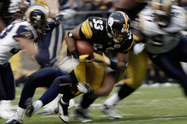 Pittsburgh Steelers Roster 2012: Latest News, Cuts, Preseason Predictions