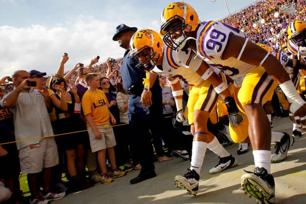 College Football's Top 20 National Title Contenders for the 2012 Season
