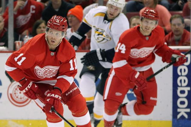 Detroit Red Wings: 9 Players That Need to Step Up This Year