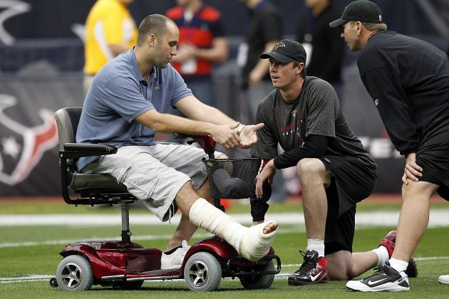 2011's Worst NFL Injuries: Who Appears Fully Recovered in Training Camp?