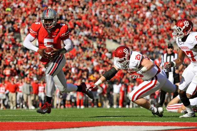 The 5 Key Games the Ohio State Buckeyes Need to Win in 2012