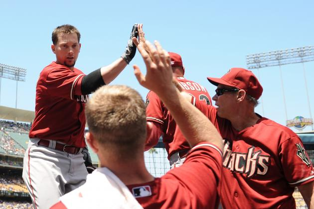 6 Minor Leaguers We Will See on the Diamondbacks by September 1