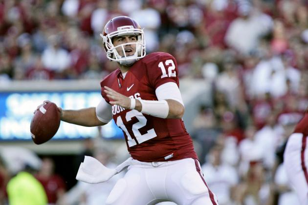 Oklahoma Sooners: 5 Players Landry Jones Must Lean On in 2012