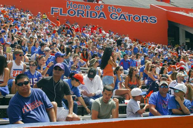 Florida Football: Top 7 Storylines Heading into Fall Camp