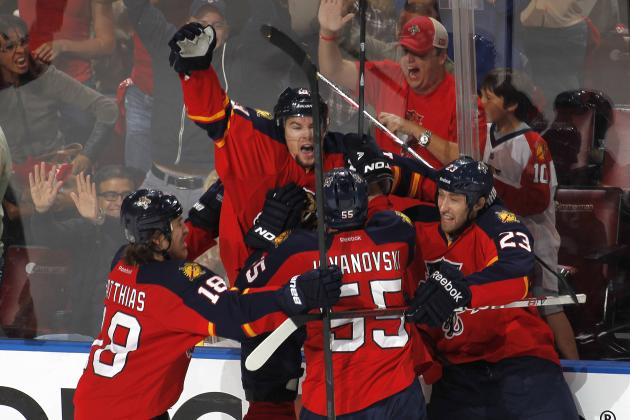 Florida Panthers: 5 Factors to Lead the NHL Eastern Conference Next Season