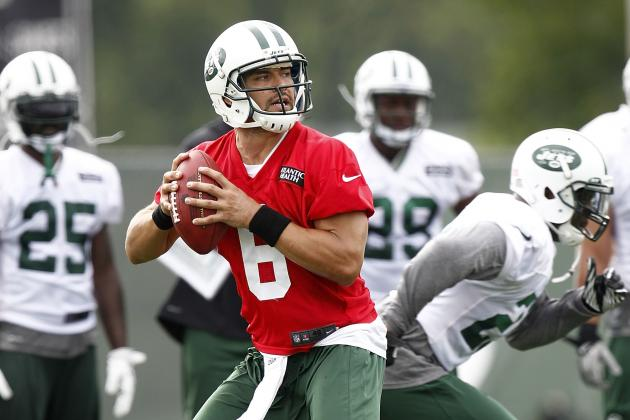 New York Jets: 7 Jets Impressing in Training Camp