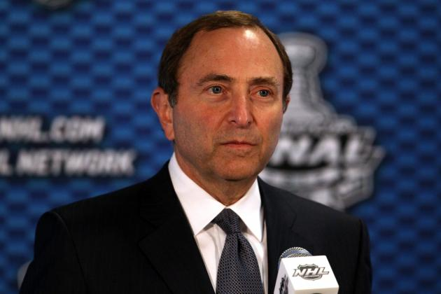 NHL Free Agent Rumors: 10 Players Without an NHL Team in 2012-13