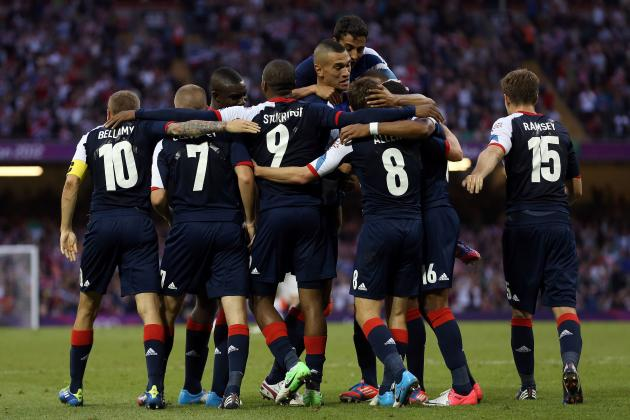 Great Britain vs. Uruguay: 6 Things We Learned About GB's Gold-Medal Hopes
